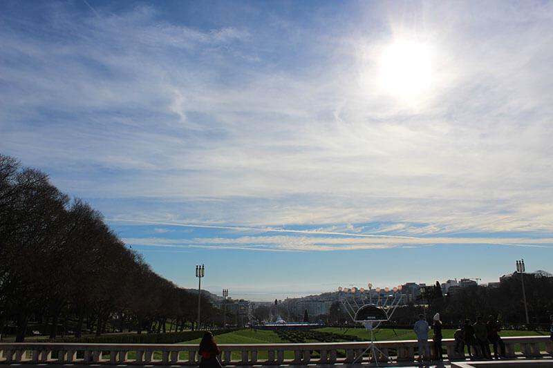 Parque Eduardo VII - O que fazer em Lisboa
