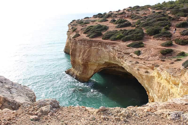 Gruta de Benagil - Algarve