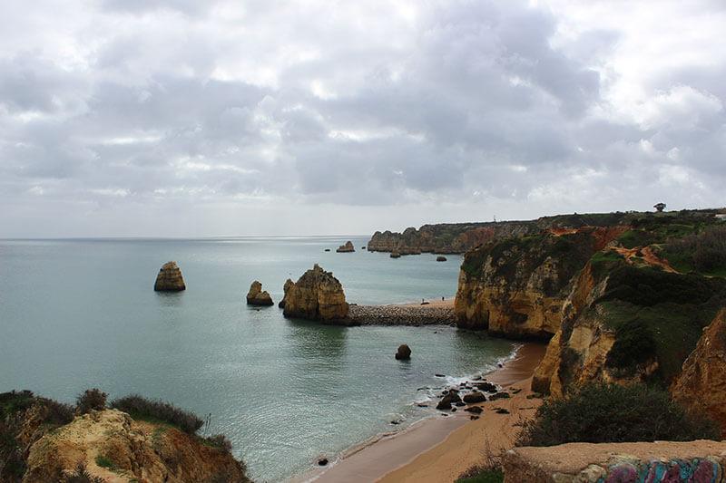 Praia do Pinhão - Algarve