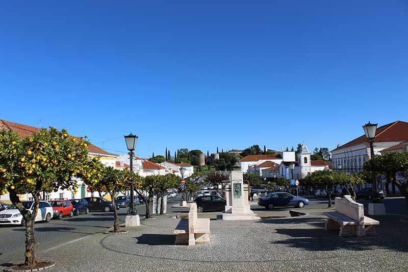 Vila Viçosa - Interior de Portugal